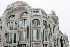 porto architecture (2) (kexi) Tags: windows white house reflection portugal architecture canon europe september porto oporto 2014