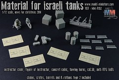 Material for israeli tanks set 1 and 2 with Droid or instructor chair (Model-Miniature / Military-Photo-Report) Tags: k de army for chains chair iii horns balls ii horn bloc iv rations defence israeli droid forces idf tanks towing sige instructor concret ration cubic bton materiel bidons griffes merkava tsahal caisses i magach remorquage instructeur krations achzarit rationk