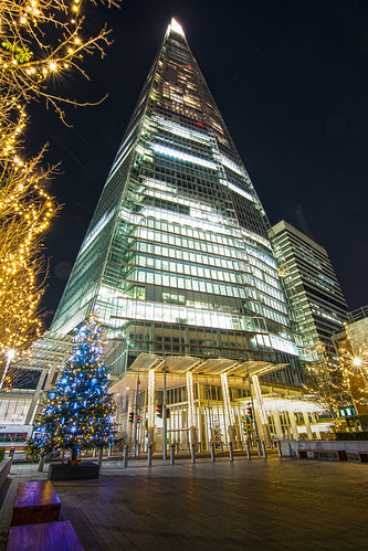 Christmas at The Shard
