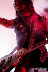 Ashley Purdy (Scenes of Madness Photography) Tags: november music black silver photography spring nikon tour veil live ashley maryland madness brides mass fillmore purdy scenes bvb 2014 d3200