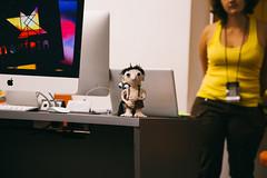"Oficina de Direção para Stop Motion com Nara Normande • <a style=""font-size:0.8em;"" href=""http://www.flickr.com/photos/128140803@N04/15990324871/"" target=""_blank"">View on Flickr</a>"