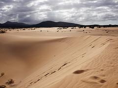 Corralejo Sand Dunes - I (igor29768) Tags: espaa white spain sand dunes fuerteventura panasonic pancake 20mm arenas canaryislands blancas dunas islascanarias corralejo gx7