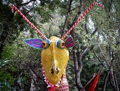 Goofy (kimbar/Thanks for 2 million views!) Tags: dayofthedead mexico mexicocity celebration alibrije cartoneria