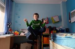 Zen attitude (nicoperpi) Tags: portrait photoshop nikon dxo nikkor enfant f28 lvitation 1755mm d7000
