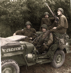 U.S. Paratroopers - Market Garden (Za Rodinu) Tags: world 2 man men history vintage soldier war gun russia military rifle rifles front german weapon ww2 soldiers historical guns 1942 1945 rare troops 1944 1943