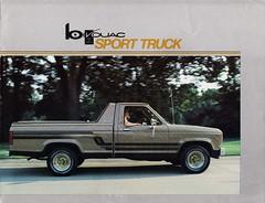 1982 Bivouac Sport Truck (aldenjewell) Tags: ford sport truck 1982 ranger pickup brochure bivouac