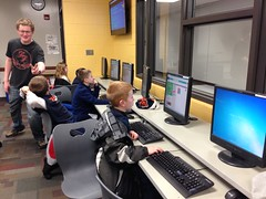 """2014 Hour of Code • <a style=""""font-size:0.8em;"""" href=""""http://www.flickr.com/photos/109120354@N07/16094890345/"""" target=""""_blank"""">View on Flickr</a>"""