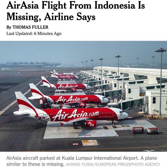 Not this again!!! #airasia #malaysia ✈️⚠️