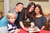 Sophie & Family On Her Birthday (Joe Shlabotnik) Tags: home cake ben sophie patty everett 2014 afsdxnikkor35mmf18g december2014