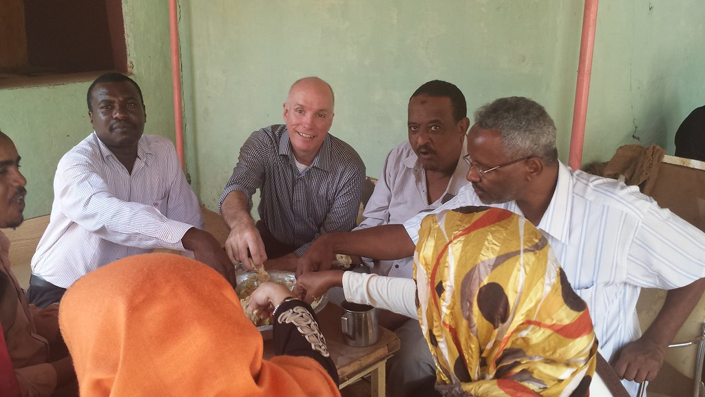 Eric Johnson - Khartoum, Sudan
