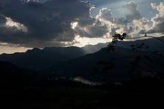DSCF3333 (Galo Naranjo) Tags: sanvicentedechucurí hidrosogamoso nubes clouds silverlining hazdeluz