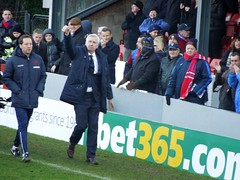 Alan Pardew - new Palace manager (Paul-M-Wright) Tags: uk england cup alan football kent athletic crystal 04 soccer sunday january ground palace v round third dover fa 2015 cpfc pardew crabble