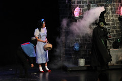 IMG_4121 (hott_productions) Tags: performance musical nikko thewizardofoz livetheater wickedwitch flyingmonkeys dorothygale witchscastle hottproductions lindseygad nicolesilver gracebiernacki