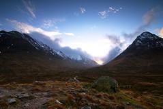 Glencoe (MaddixLuxx) Tags: castle landscape scotland nikon d2x glencoe tokina1116