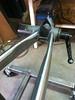 Chainstays (Bantam Bicycle Works) Tags: usa bike bicycle handmade steel made frame works custom bantam lugs lugged