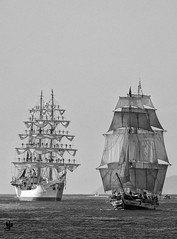 Tall Ships San Diego, CA. (Desert Rat Photography (E.A. Rosen)) Tags: sailing sandiego navy tallships