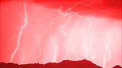 INCREDIBLE Desert Mountain Monsoon Lightning Storms (Striking Photography by Bo Insogna) Tags: arizona phoenix weather timelapse video desert extreme monsoon scottsdale lightning storms severe thunderstorms jamesinsogna