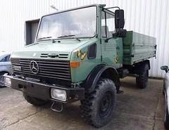MB Unimog U 1300L (Vehicle Tim) Tags: truck mercedes mb unimog fahrzeug lkw zugmaschine