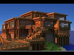 Game Minecraft Big Houses Design (bimtri) Tags: youtube minecraft