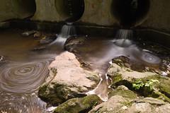 Drainage ND (michael_orr25) Tags: longexposure rocks stream nd eddy neutraldensity