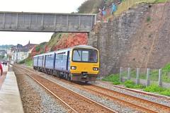 Great Western Railway 143612 - Dawlish (South West Transport News) Tags: great railway western dawlish 143612