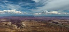 Rugged Canyonlands (sergeyakopov) Tags: sky nature rock utah nikon desert canyonlands canyons rugged d600 1424mm