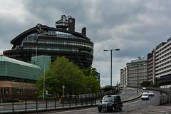The Ark, London (JB_1984) Tags: road uk england london architecture bend unitedkingdom taxi hammersmith curve a4 flyover blackcab theark blacktaxi hammersmithflyover londonboroughofhammersmithandfulham thearklondon