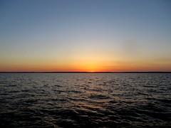 Saw Red (shawnzrossi) Tags: sunset mississippi brandon rossbarnettreservoir