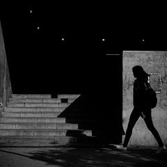 lights (bemberes) Tags: urban bw bilbao epl3