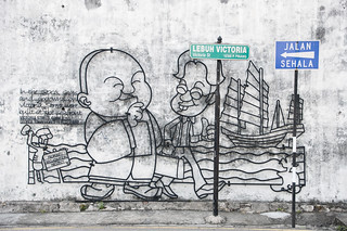 making george town - street art penang 24