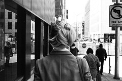 HP5+, M4, 35 Cron (redcentphotography) Tags: sanfrancisco street leica blackandwhite monochrome streetphotography hp5 ilford m4