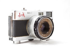 Great Wall SZ-1 09 () Tags: china camera bw white black classic film 35mm vintage beijing rangefinder retro