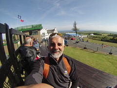Max at Creg Ny Baa Isle of Man (Mappu Matiti) Tags: ny man tt baa isle creg