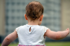 Curls at the Back (Nikki & Tom) Tags: uk girl toddler child sophie tynewear