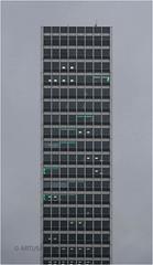 Mannesmann Hochhaus (ARTUS8f) Tags: paul flickr struktur dsseldorf wolkenkratzer symmetrie linien modernearchitektur schneideresleben