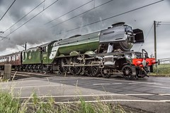 60103 Flying Scotsman (deltic17) Tags: old heritage classic train canon famous rail railway steam special kettle a3 a4 choochoo charter eastcoast flyingscotsman eastcoastmainline lner 4472 ecml 60103 wcrc canon5dmk3