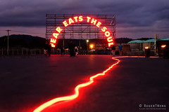 20160612-10-Fear eats the soul (Roger T Wong) Tags: red sign neon australia tasmania hobart 2016 darkpark sony2470 rogertwong darkmofo sel2470z sonyfe2470mmf4zaosscarlzeissvariotessart sonya7ii sonyilce7m2 sonyalpha7ii