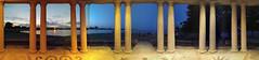 0717162046_Pano (Michael C. Meyer) Tags: castle island boston ma carson beach southie south dusk