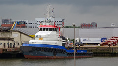 ex WATERLAND (kees torn) Tags: tugs waterland schiedam wiltonhaven damenshiprepair