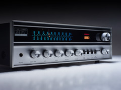 The Fisher 201 Futura Stereo Receiver (oldsansui) Tags: 1970 1972 1970s audio classic fisher stereo receiver amp retro vintage sound hifi design old radio music averyfisher 70erjahre futura seventies