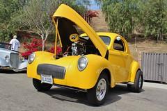 5th Annual Whittier Area Classic Car Show (USautos98) Tags: 1941 willys gasser hotrod streetrod custom