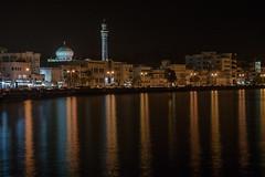 Muscat - Oman (aliffc3) Tags: muscat oman corniche nikond750 tamron2470f28 cityscape mosque sea