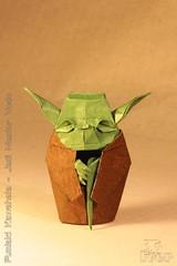 Fumiaki Kawahata - Jedi Master Yoda (IverRu) Tags: iver kawahata yoda