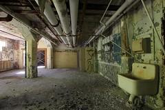 IMG_7795 (mookie427) Tags: urban explore exploration ue derelict abandoned hospital tuberculosis sanatorium upstate ny mental developmental center psychiatric home usa urbex