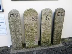 Liskeard Railway Markers Cornwall (Bridgemarker Tim) Tags: liskeard pl14 cornwall
