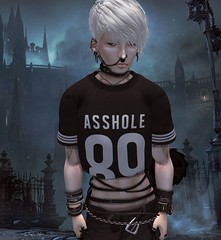 # Assholemodus > ON (BillyBoy2012 Resident) Tags: secondlife sl german virtuel virtual ps photographie japan photoshop