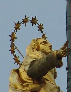 Madonnina del Duomo di Milano - Accigliata