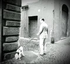 Walkies .. Rome style