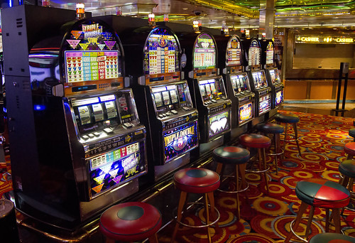 The Most Slot Machines