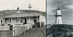 newzealand lighthouse photo archives baringhead pencarrow lighthousekeeper marybennett